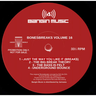 Bonesbreaks Vol 16