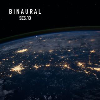 Binaural, Deep Sleep Binaural Beats Session 10