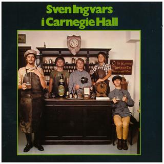 Sven Ingvars I Carnegie Hall