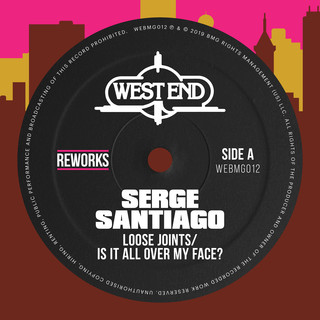 Is It All Over My Face ? (Serge Santiago Reworks)