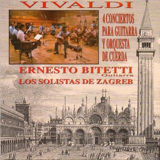 4 Conciertos Para Guitarra Y Orquesta De Cuerda