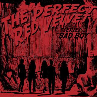 第二張正規改版專輯『The Perfect Red Velvet 』