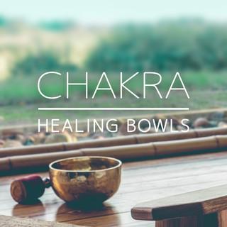 ASMR大自然缽音.清理平衡七脈輪 (Chakra Healing Bowls)