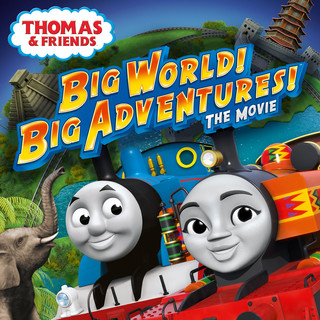 Big World ! Big Adventures ! The Movie (Original Motion Picture Soundtrack)
