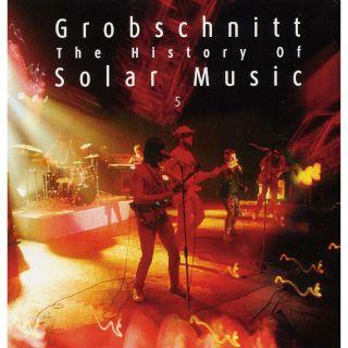Grobschnitt Story 5 - The History Of Solar Music 5