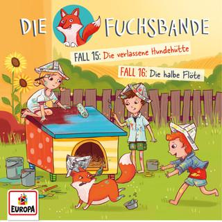 008 / Fall 15:Die Verlassene Hundehütte / Fall 16:Die Halbe Flöte