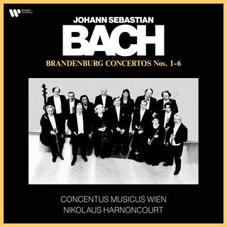Bach, JS:Brandenburg Concertos Nos. 1 - 6 (Recorded 1981 - 82)