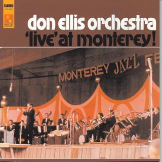 Don Ellis Live At Monterey