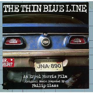 The Thin Blue Line (Original Soundtrack)