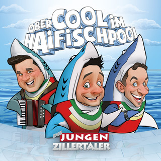 Obercool Im Haifischpool