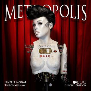 Metropolis:The Chase Suite (Special Edition)