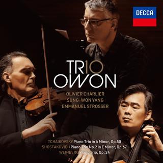 Tchaikovsky, Shostakovich And Weinberg Piano Trios (차이콥스키, 쇼스타코비치, 바인베르크 피아노 트리오)