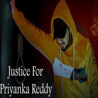 Justice For Priyanka Reddy