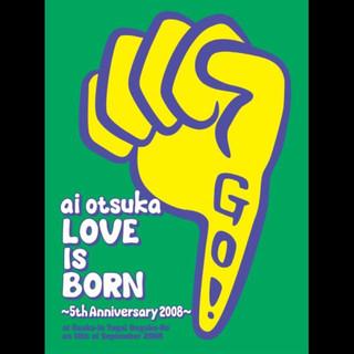 大塚 愛 【LOVE IS BORN】 ~5th Anniversary 2008~ at Osaka-Jo Yagai Ongaku-Do on 10th of September 2008