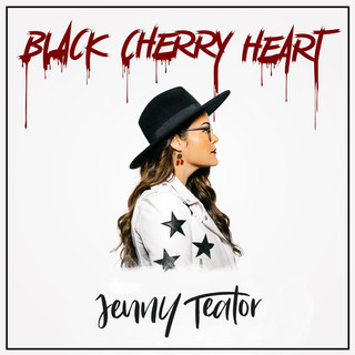 Black Cherry Heart