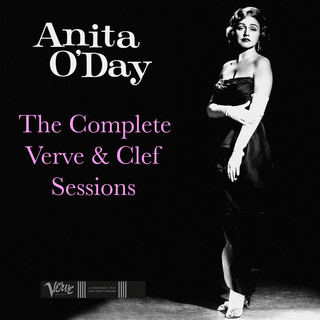 The Complete Anita O'Day Verve - Clef Sessions