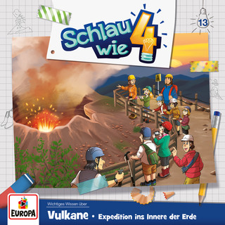 013 / Vulkane. Expedition Ins Innere Der Erde