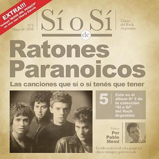 Si O Si - Diario Del Rock Argentino - Ratones Paranoicos