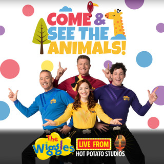 Live From Hot Potato Studios:Come & See The Animals !