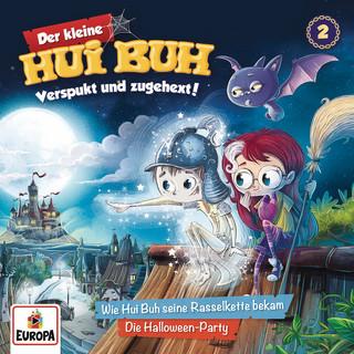 002 / Hui Buh Und Seine Rasselkette / Halloween - Party