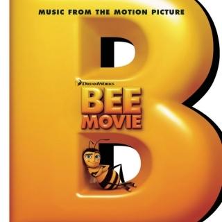 蜂電影電影原聲帶 (Bee Movie)