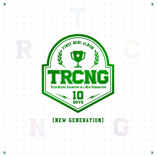 TRCNG 1ST MINI Album (NEW GENERATION)