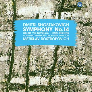Shostakovich:Symphony No. 14, Op. 135