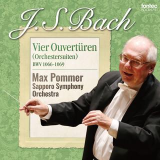 J. S.バッハ 管弦楽組曲-4つの序曲 (J. S. Bach Vier Ouverturen (Orchestersuiten))