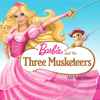 Barbie And The Three Musketeers:All For One