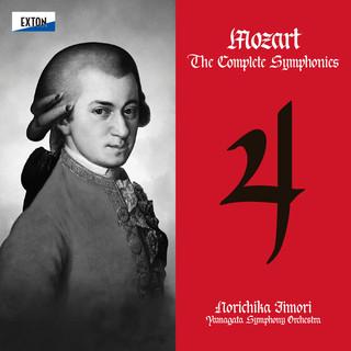 モーツァルト:交響曲全集 No. 4