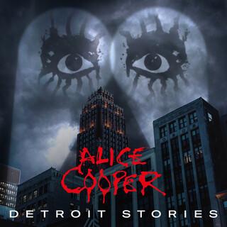 艾利斯庫柏《底特律故事》 專輯 (Alice Cooper - Detroit Stories)
