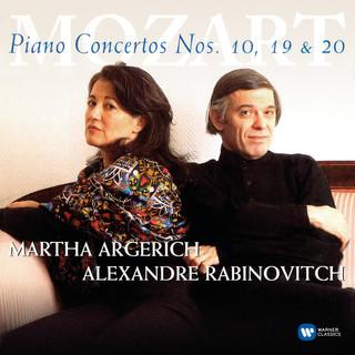 Mozart:Pianos Concertos Nos 10, 19 & 20