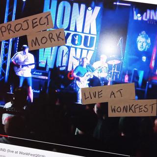 Live At Wonkfest
