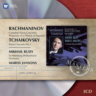 Rachmaninov:Complete Piano Concertos