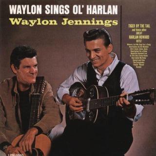 Waylon Sings Ol\' Harlan