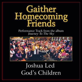 Joshua Led God's Children (Performance Tracks)