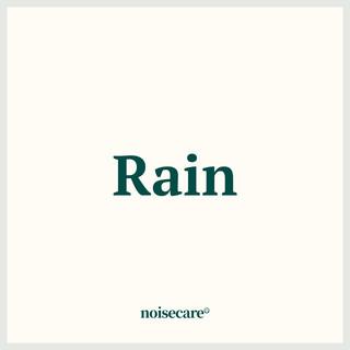Rain On A Car