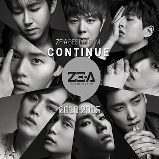 CONTINUE 新歌 + 精選全紀錄 2010 - 2015