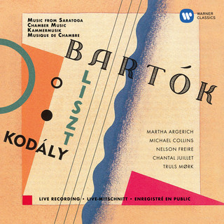 Kodály:Duo For Violin And Cello - Bartók:Contrasts - Liszt:Concerto Pathétique (Live At Saratoga Performing Arts Center, 1998)
