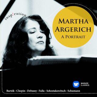 Martha Argerich:A Portrait Inspiration