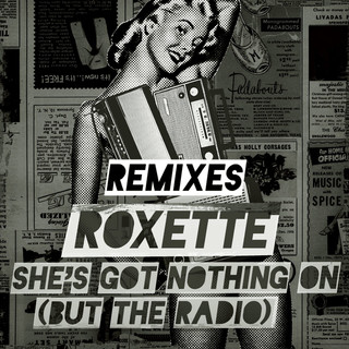 She\'s Got Nothing On (But The Radio) (Adrian Lux / Adam Rickfors Remixes)