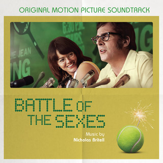 勝負反手拍 電影原聲帶 (Battle Of The Sexes (Original Motion Picture Soundtrack))