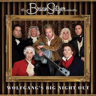 Wolfgang\'s Big Night Out