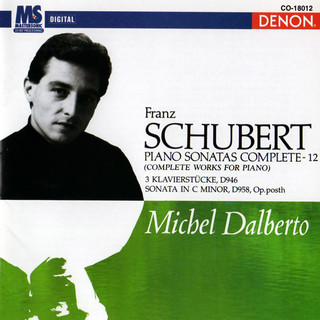 Schubert:Piano Sonatas Complete, Vol. 12 (Complete Works For Piano)