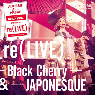re(LIVE) -JAPONESQUE- (REMO-CON Non-Stop Mix) in Osaka at ORIX THEATER (2019.10.13)