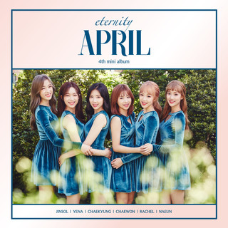 APRIL 4th Mini Album 'eternity'