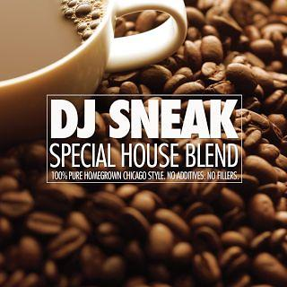 Special House Blend (Continuous DJ Mix)