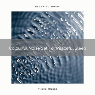 Colourful Noise Set For Peaceful Sleep