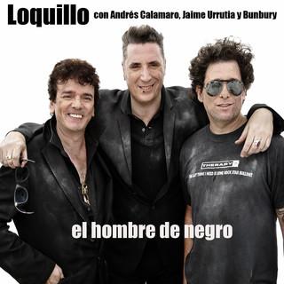 El Hombre De Negro (Feat. Jaime Urrutia, Andrés Calamaro Y Bunbury)
