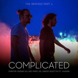 Complicated (Remixes) (The Remixes Part 1)